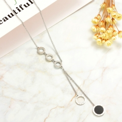 Stainless Steel Necklace   NS-0791A