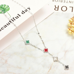 Stainless Steel Necklace   NS-0792A