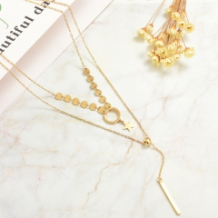 Stainless Steel Necklace   NS-0798