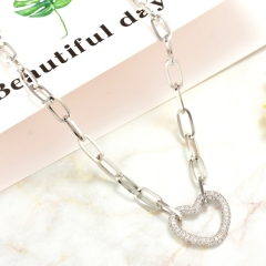 Stainless Steel Necklace   NS-0768A