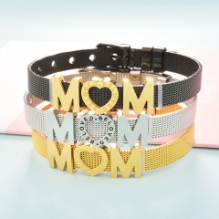 mother day gift jewelry charms bracelet